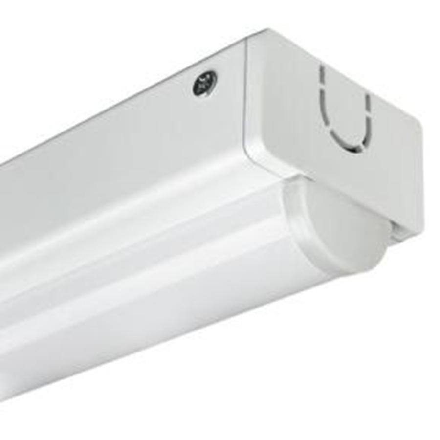 2 Foot one Light Economy Channel LED Fixture Cool White