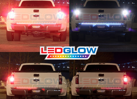 Truck tailgate led light bars kamrock lights led lights bulbs truck tailgate led light bars aloadofball Choice Image